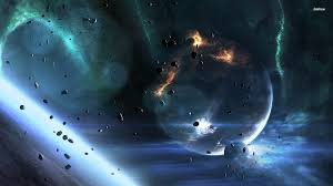 abstract planet wallpapers planets exploding wallpaper pics about space