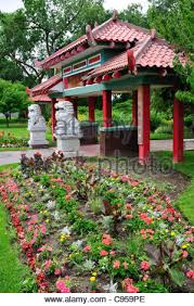 China Garden Swiss Cottage - international peace garden stock photos u0026 international peace