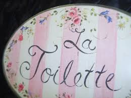 shabby chic boutique shabby chic bath signs