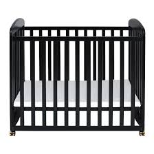 Mini Rocking Crib Davinci Alpha Mini Rocking Crib Black Target