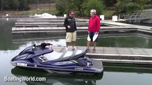 yamaha fx cruiser svho youtube
