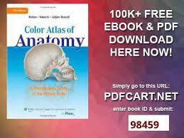 Colour Atlas Of Human Anatomy Color Atlas Of Anatomy A Photographic Study Of The Human Body