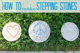 Backyard Stepping Stones by C R A F T 42 Stepping Stones C R A F T