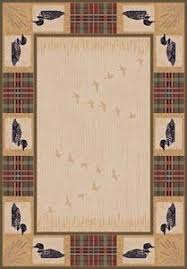 Plaid Area Rug Transitional Tan Beige Duck 2x8 Runner Plaid Area Rug Actual 1