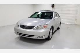 2003 toyota camry xle for sale used toyota camry for sale in orleans la edmunds