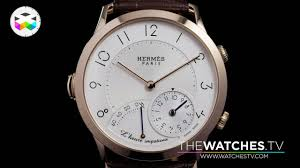 how to play with time with l heure impatiente by hermès