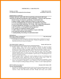 Resume For Retail Merchandiser 11 Visual Merchandising Resume Job Apply Form