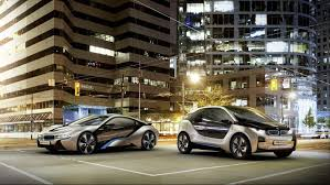 Bmw I8 Green - the future is here bmw i8 and i3 concepts