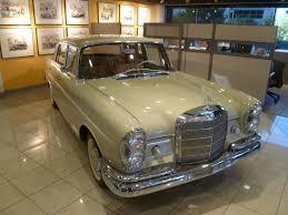classic mercedes sedan curbside classic center the mercedes benz classic center that is