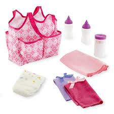 Graco Baby Doll Furniture Sets by This You U0026 Me Doll Accessories Tote Bag A Toys U0027r U0027 Us Exclusive