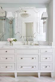 bathroom mirror ideas pinterest dream master bathroom with custom designed furniture style vanity