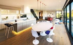 open floor kitchen designs 15 of the best open plan kitchens homebuilding renovating