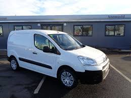 citroen berlingo used 2017 citroen berlingo 1 6 hdi l1 625 enterprisee panel van