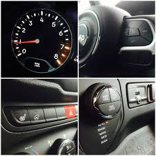 gray jeep renegade interior 2015 jeep renegade trailhawk review maybe not a great car