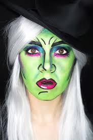 witch makeup halloween halloween makeup pop art witch u2014 melissa brown u2014beauty makeup and