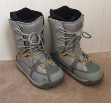 used womens boots size 9 k2 9 us snowboard boots ebay