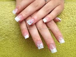 white tip acrylic nail designs u2013 slybury com