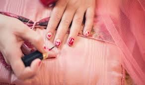 how to fix chipped gel nail polish at home easily u0026 quickly
