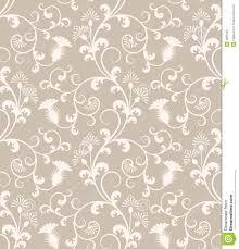 seamless floral wallpaper pattern stock photo image 4695460