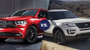dodge durango comparison southern maine chrysler dodge jeep ram comparison the 2016 ford
