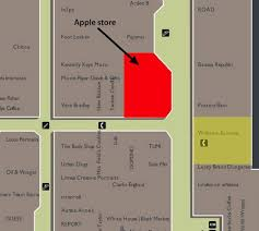Map Mall Of America by Apple Digs At Microsoft With Bellevue Store Relocation Mac Rumors