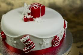 White Christmas Cake Ideas by Toppers Galore Decorating Your Christmas Cake Cake Decorating