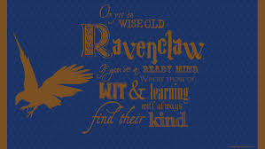 ravenclaw wallpaper by niongi on deviantart