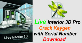 live interior 3d pro keygen with serial number download