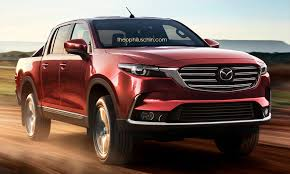 mazda new model 2016 next gen mazda bt 50 could be more than a badge engineered isuzu d max