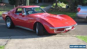 1970 corvette stingray for sale chevrolet corvette for sale in australia