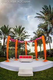 String Lights Outdoor Wedding by Suhaag Garden Florida California Atlanta Indian Wedding