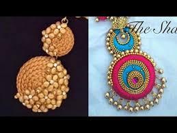Jewelry Making Design Ideas Silk Thread Pendant Design Ideas Jewellery Making Designer