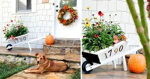 fall decor ideas for your front porch