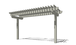 Arbors And Trellises Steelworx Pergolas U0026 Arbors Coverworx