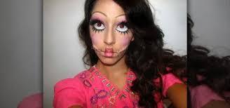 Evil Doll Halloween Costume Evil Dolls Makeup Images