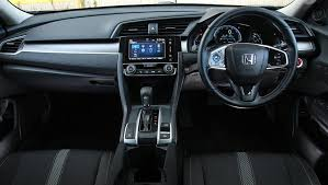 inside of a honda civic honda civic vti l sedan 2016 review carsguide