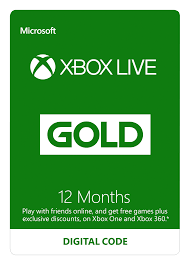 xbox live gift card xbox live gold 12 months subscription startselect