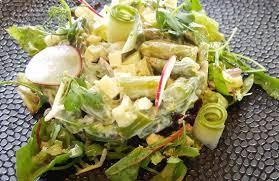cuisine asperge asperge salade picture of restaurant hotel bieze borger tripadvisor