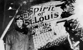 dateline paris minnesota aviator charles lindbergh tells his own