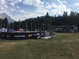 nhl centennial fan arena nhl centennial fan arena in banff 106 5 mountain fm