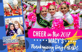 macy s thanksgiving day parade regional events ameridance
