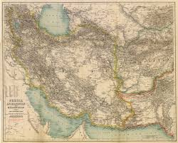 Ancient Middle East Map by Iran Maps U0026 Charts