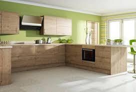 cuisine moderne bois clair deco cuisine bois clair dco cuisine bois brut aixen