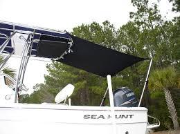 Sailboat Awning Sunshade T Top Boat Shade Kit