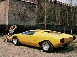lamborghini prototype lamborghini countach lp500 prototype 1971 u2013 old concept cars