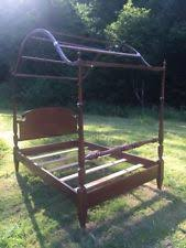 antique canopy bed antique canopy bed ebay