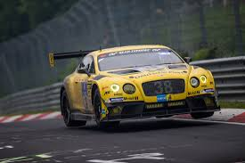 bentley turbo r slammed bentley continental 24 to attack nürburgring 24h with 522kw 1 017