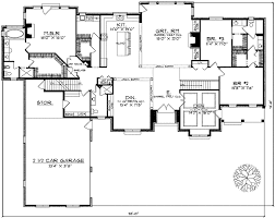 floor plans ranch style homes beautiful ranch style home plan 89135ah architectural designs