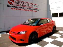 scion tc superior toyota