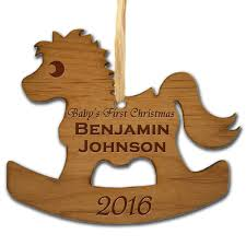 best image of baby first christmas personalized ornament all can